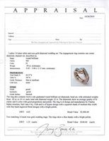 In Addition To Jewelry Appraisal For Insurance Purposes Other Professional Services We Provide Include